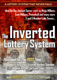 Inverted Lottery System Cover